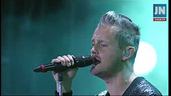Full live performance with Tom Chaplin at MEO Marés Vivas Festival 2017
