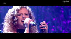 Performing violin with Jess Glynne on Jonathan Ross Show