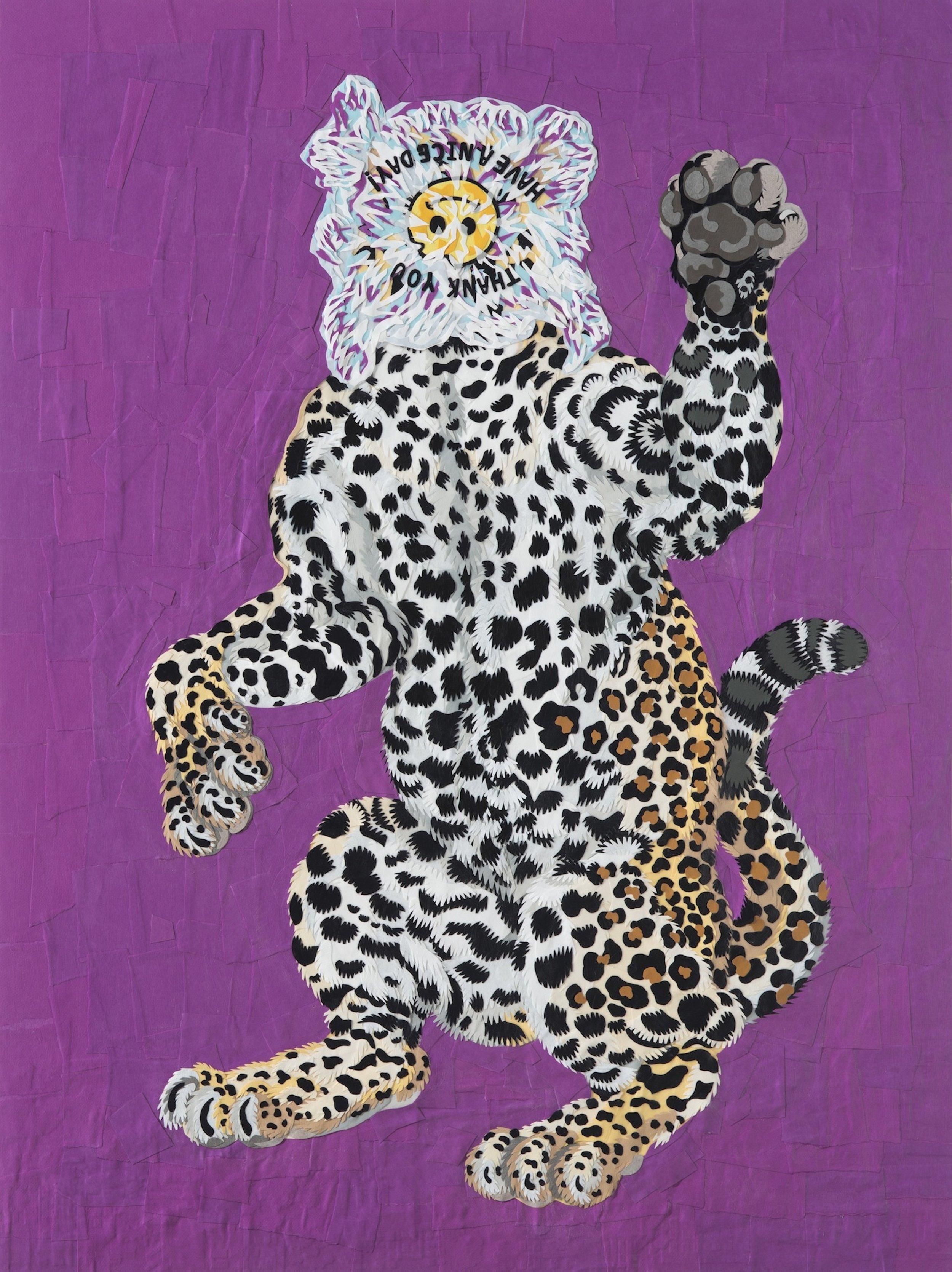 Baghead Leopard