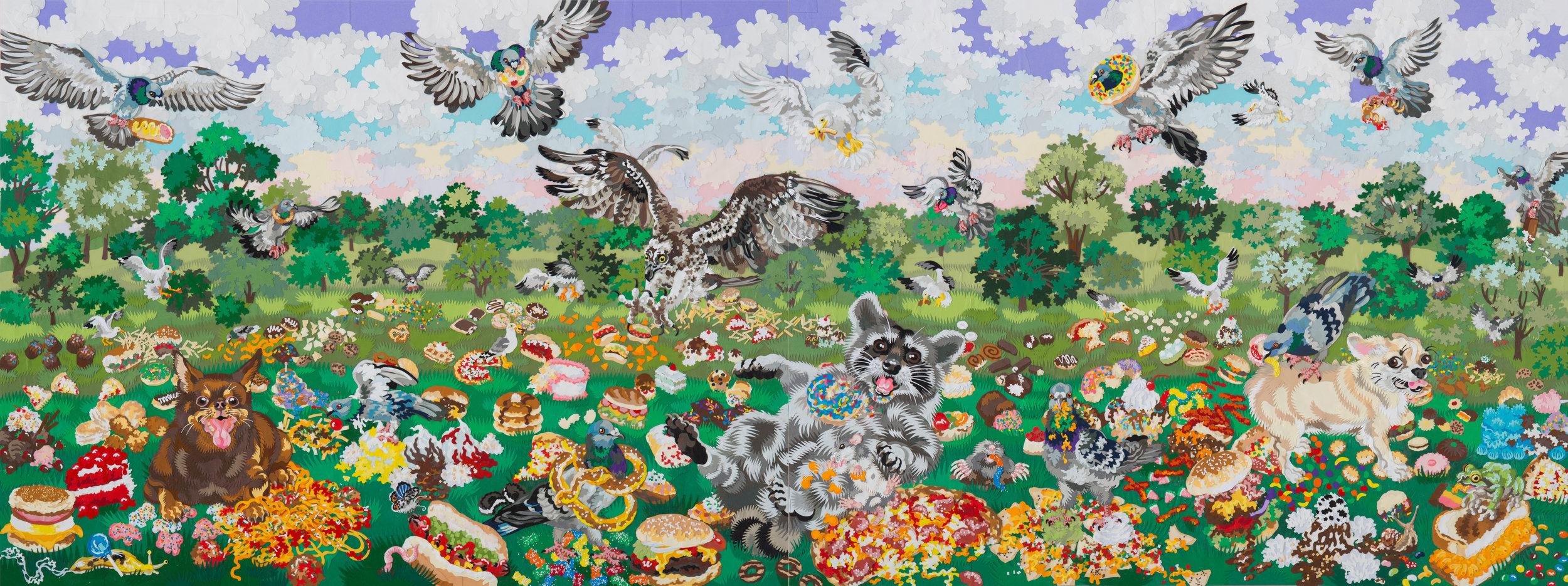 Pigeon Heaven