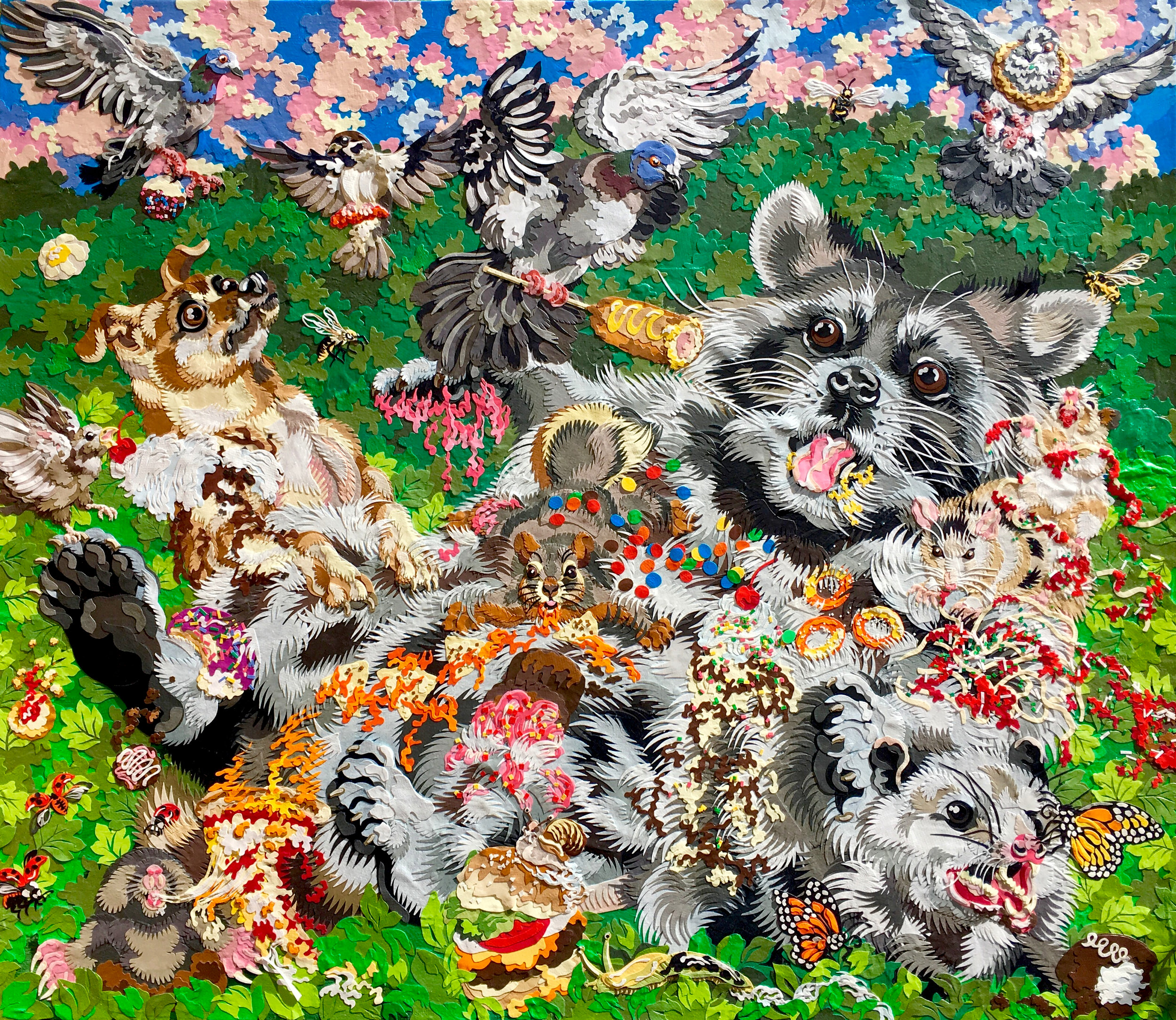 Raccoon Heaven 2