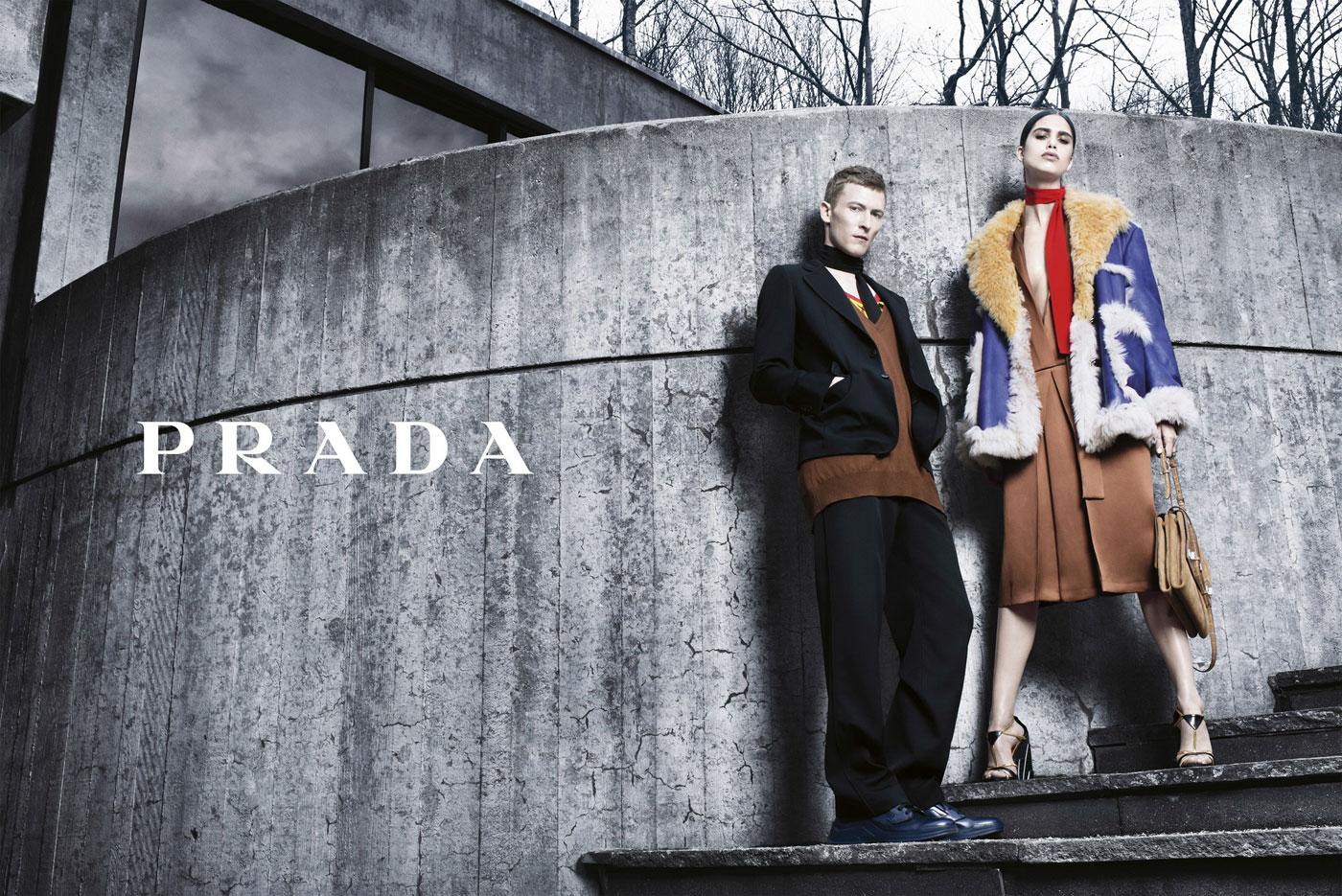 image: Prada