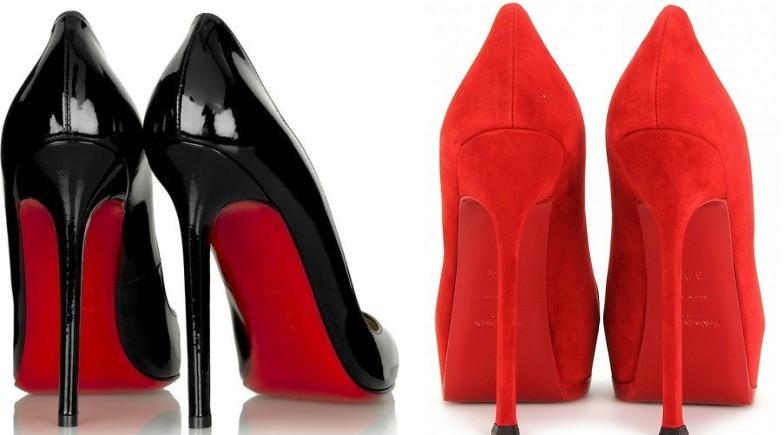 huge discount 8f2ec 43a1c Cases of Interest: Christian Louboutin v. Yves Saint Laurent ...