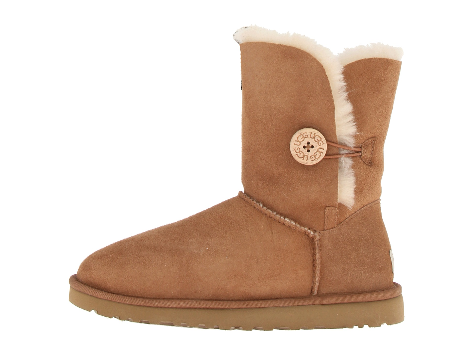 Ugg's Bailey Button style