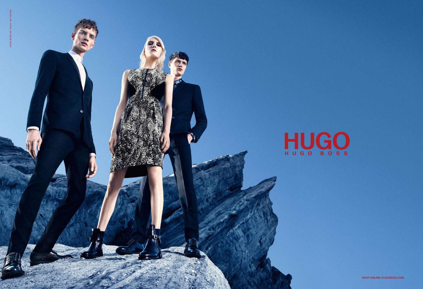 image: Hugo Boss