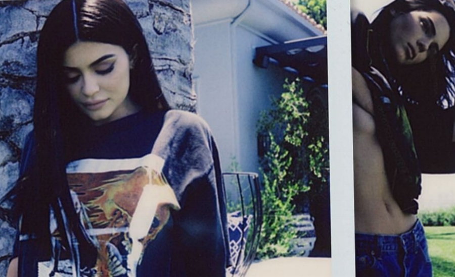 image: Kendall & Kylie