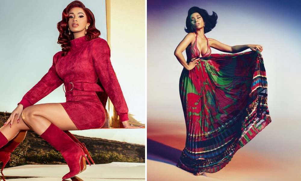 images: Fashion Nova, Roberto Cavalli