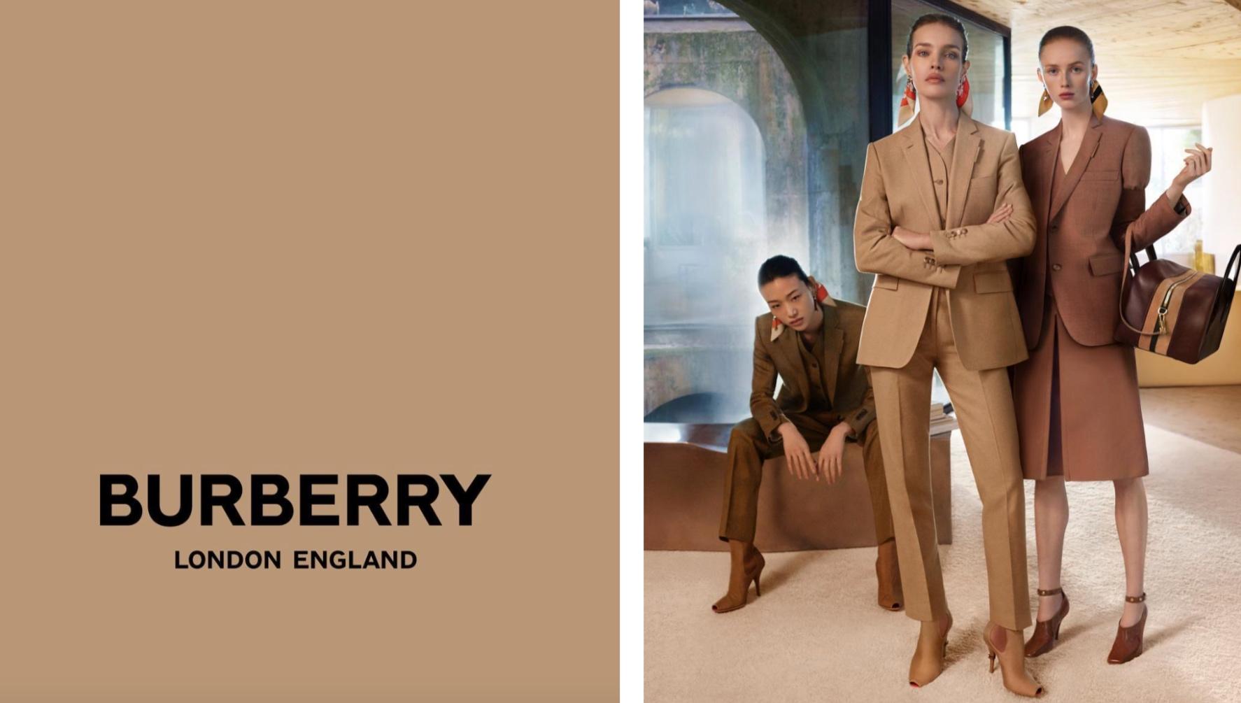 image: Burberry