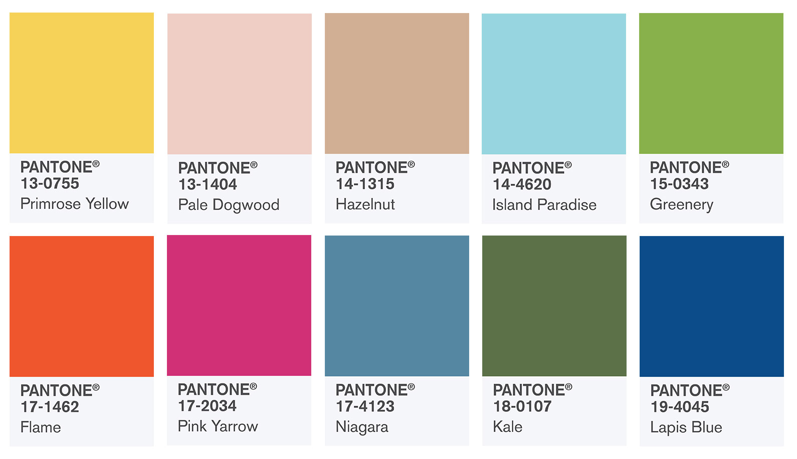 Pantone: How One Company Built a Business Turning Color Into Cash