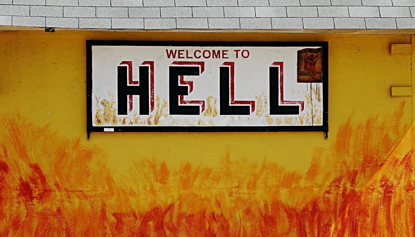 When Their Trademarks Are Used, the Hells Angels Resort Not to
