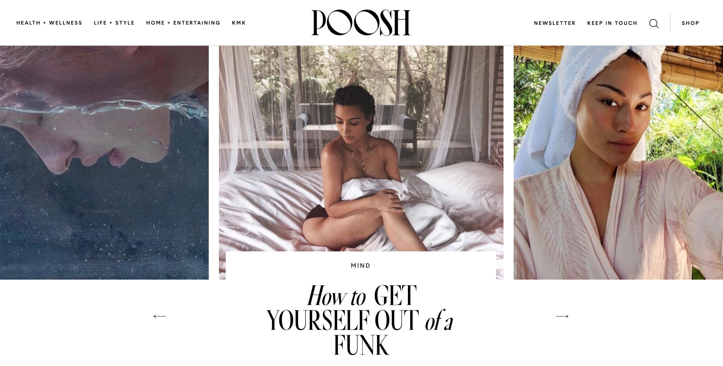 image: Poosh