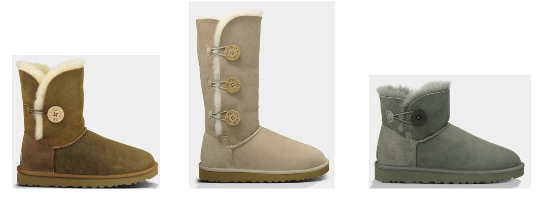 UGGs' Bailey Button Boot design