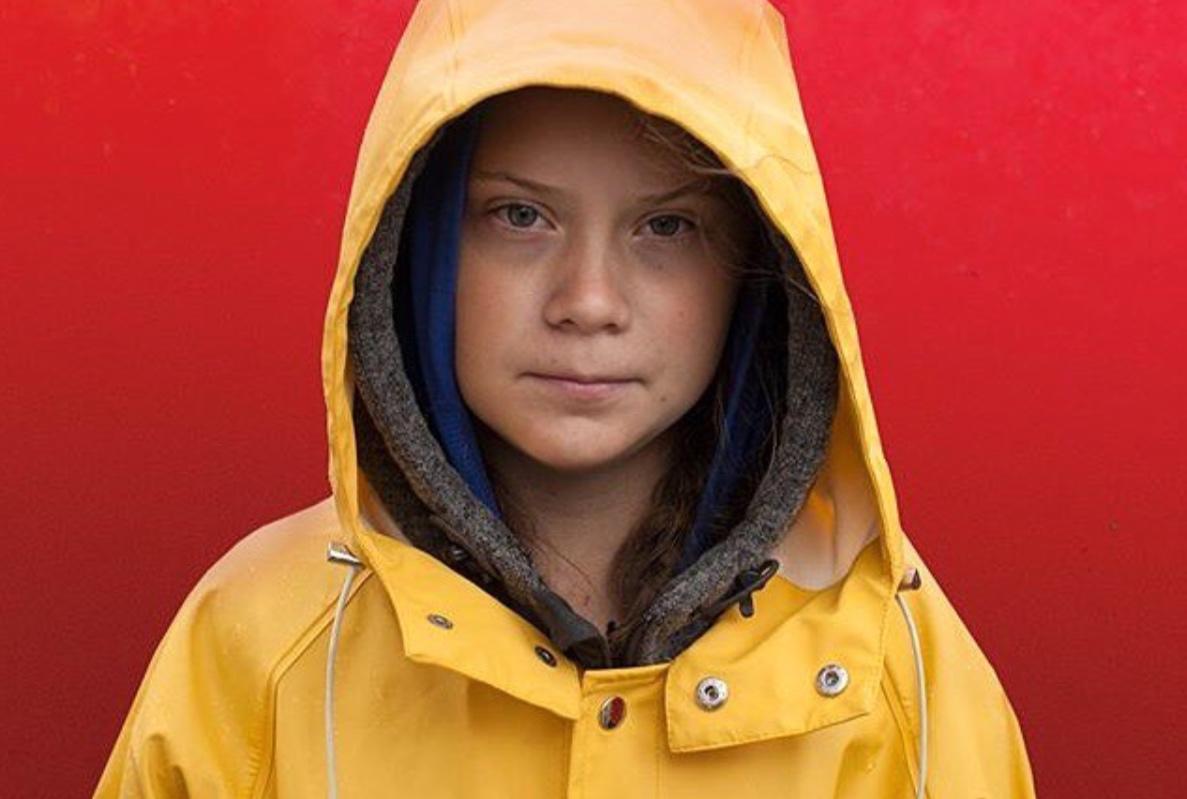 image via Greta Thunberg