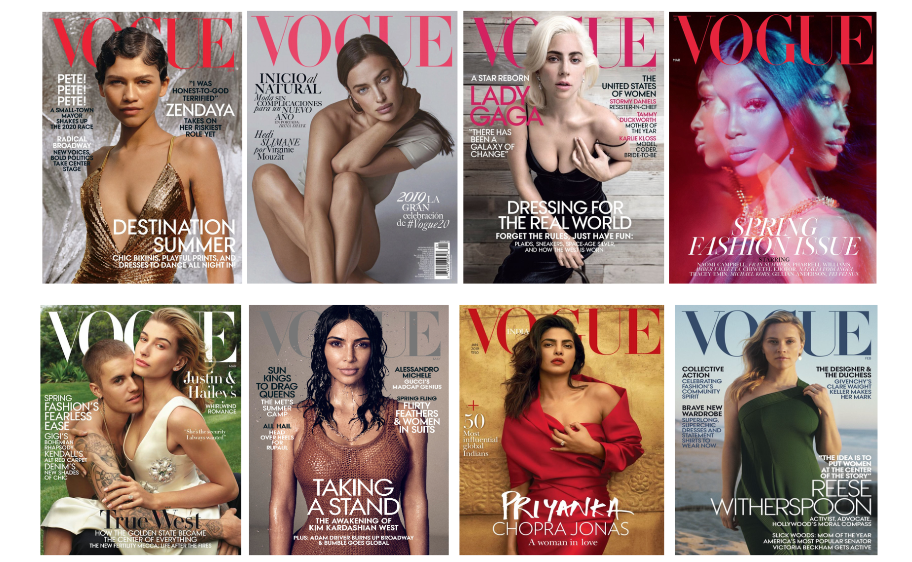 images via Vogue