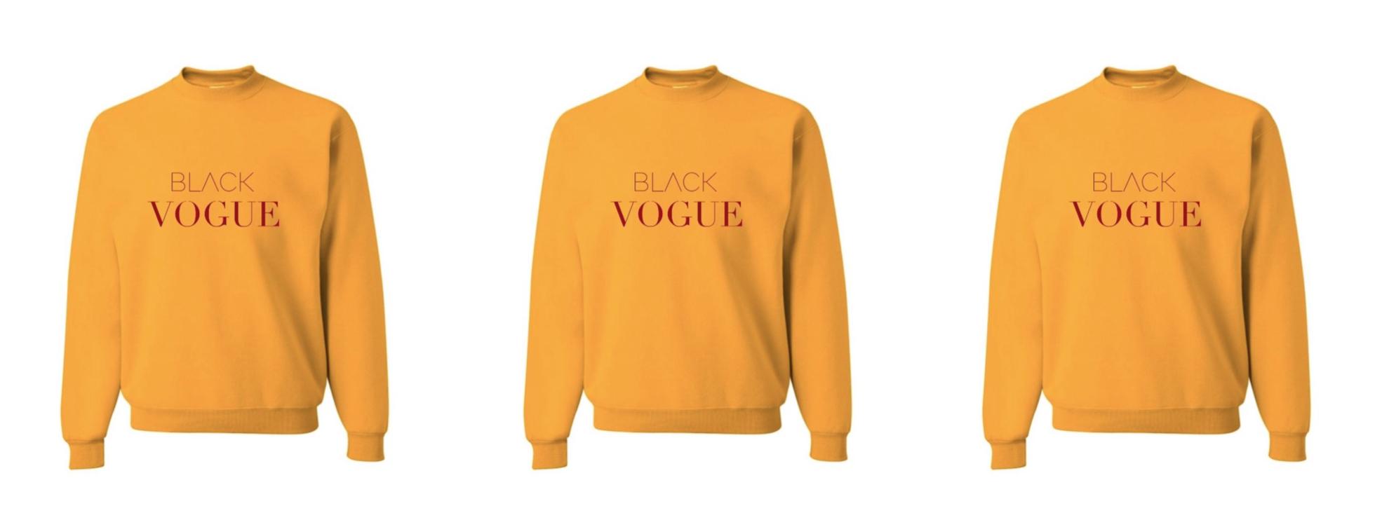 Willis' sweatshirts