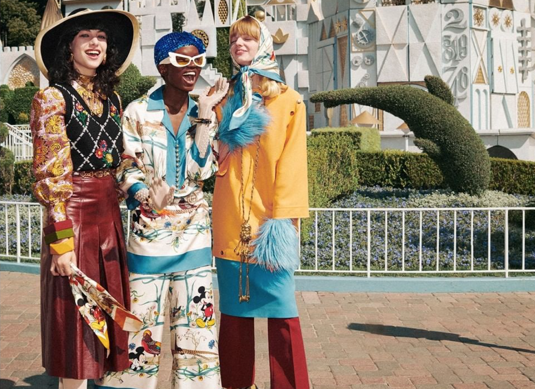 From Gucci to Supreme: Fashion Brands Are Tapping into Disney's $60 Billion Merch Machine