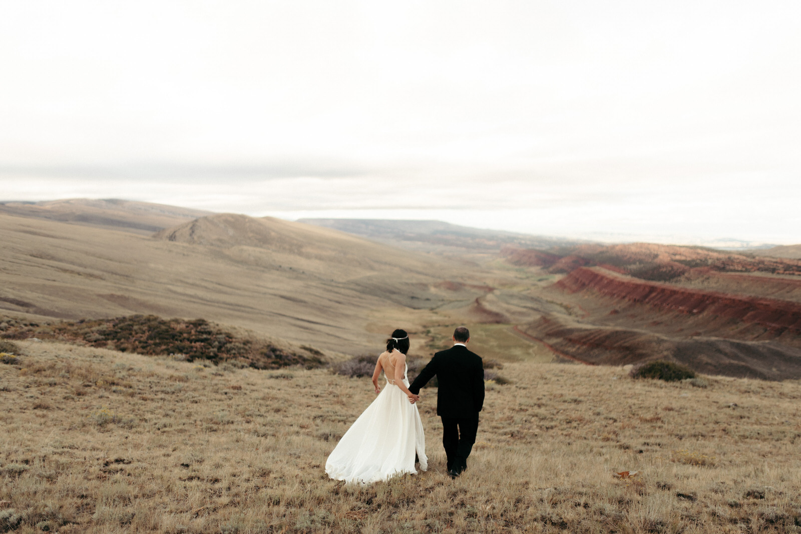 Lander, WY Adventure Wedding Photographer