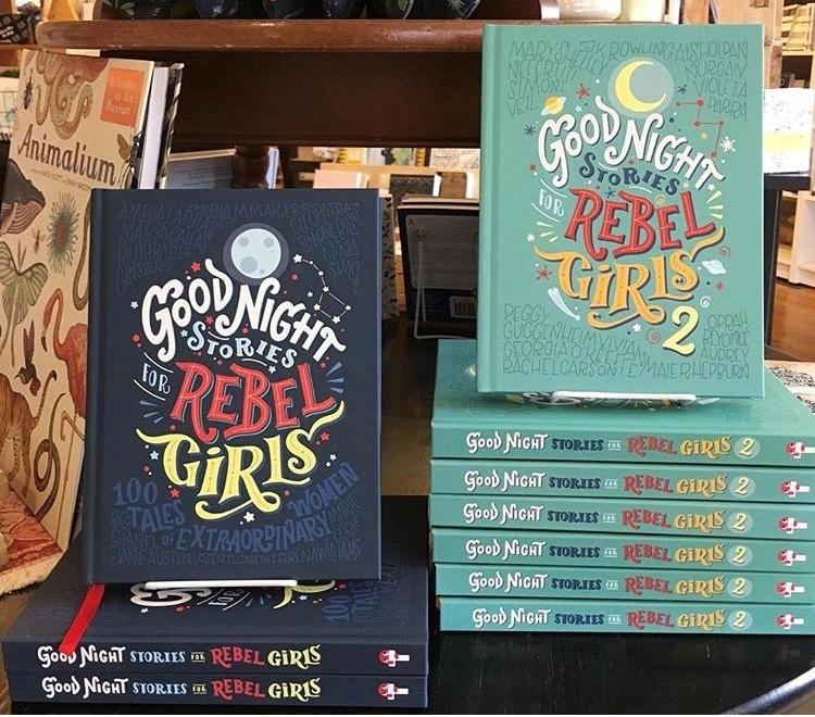 Rebel Girls from Books & Mortar