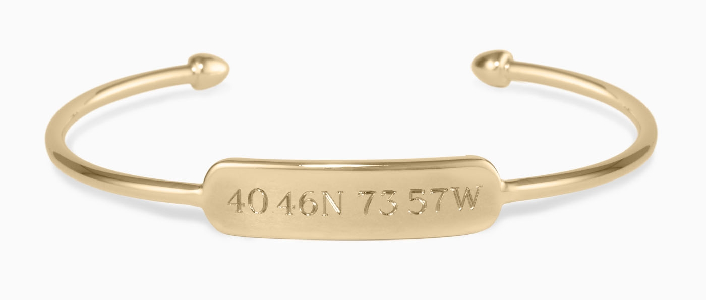 Engravable Cuff