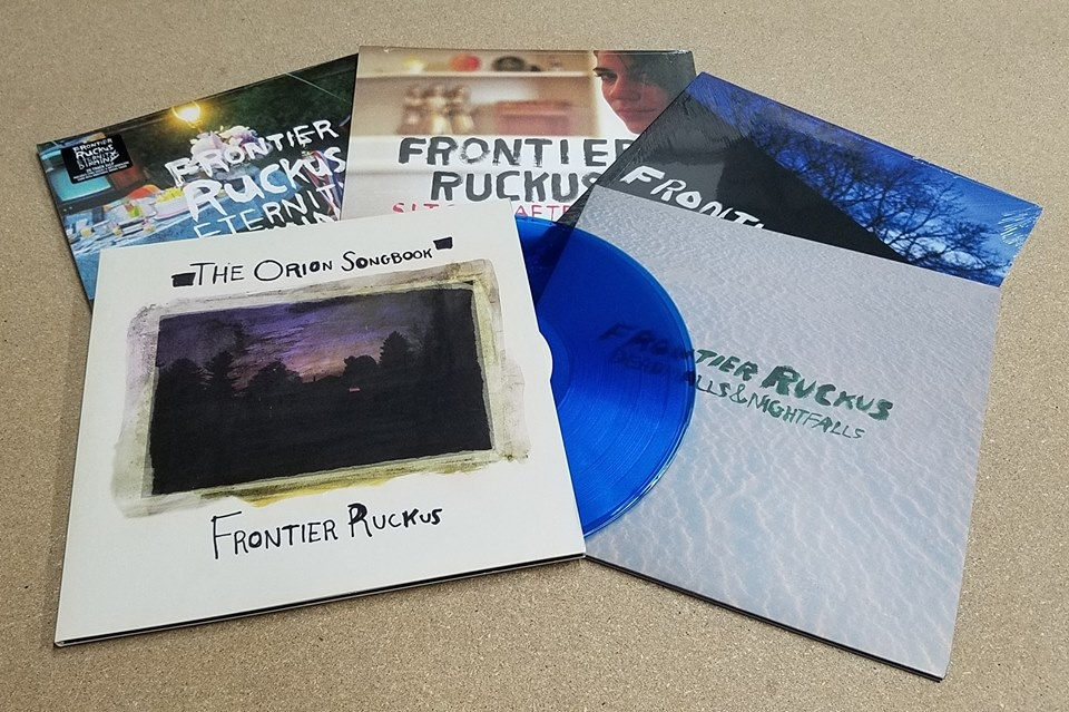 Frontier Ruckus Discography on Vinyl