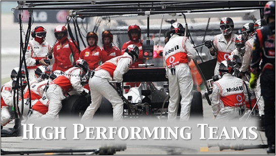 How To Develop High Performing Teams by Tommy Kiedis at The Leader's Life & Work