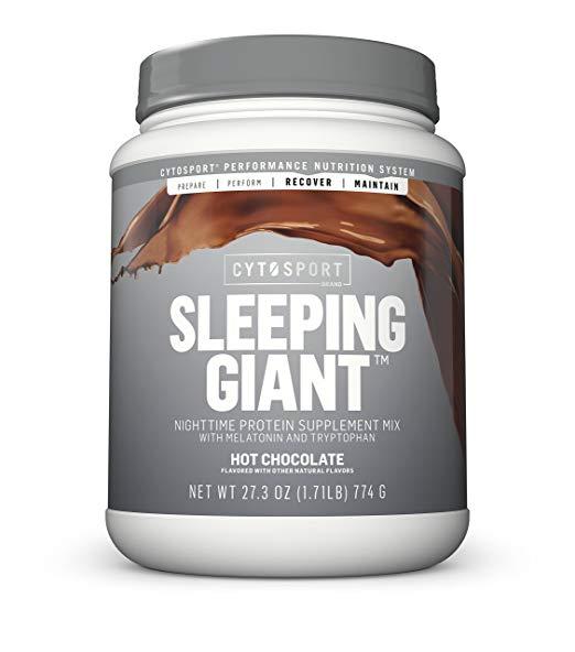 CytoSport Sleeping Giant Casein Protein