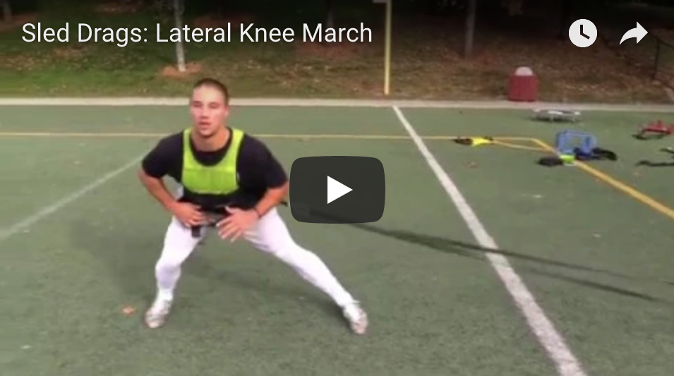 Lateral Sled Drag