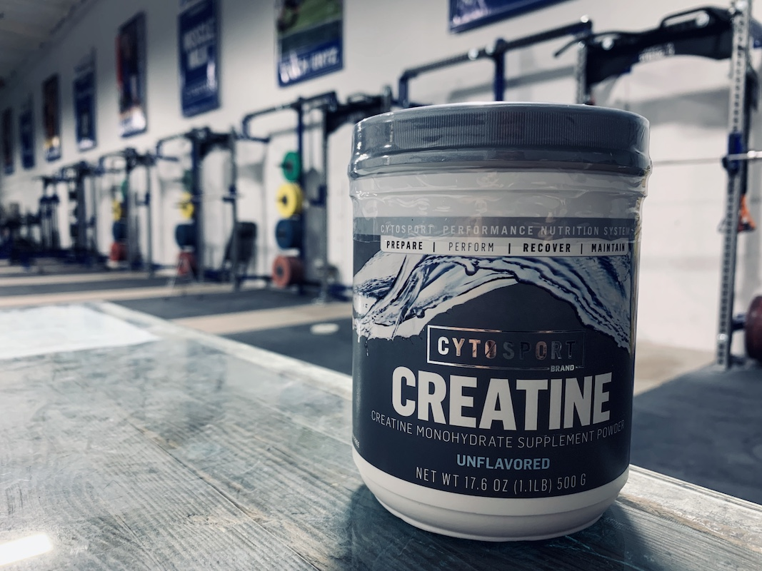 Cytosport brand creatine