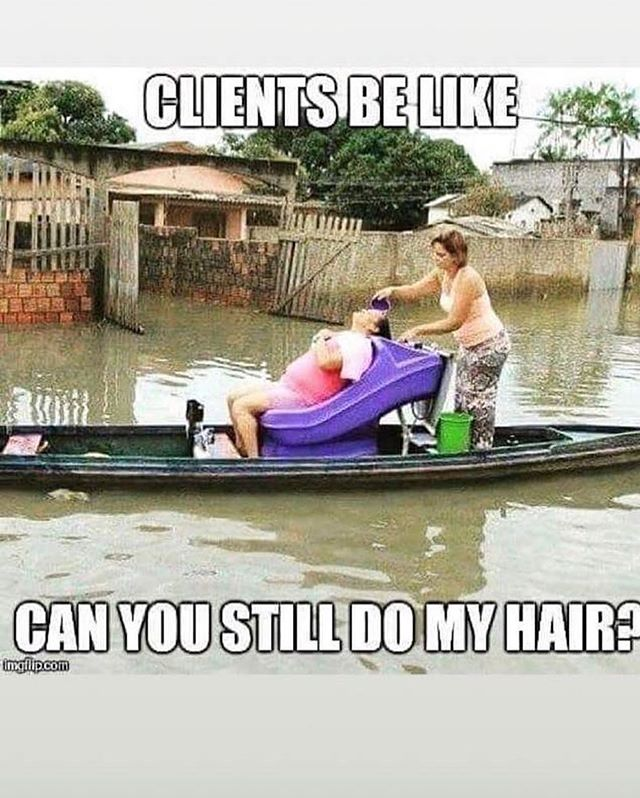 Rescheduling clients for later this week! Hope everyone has stayed safe! Call or text me if needed or book online at www.parlourvonkopp.com!