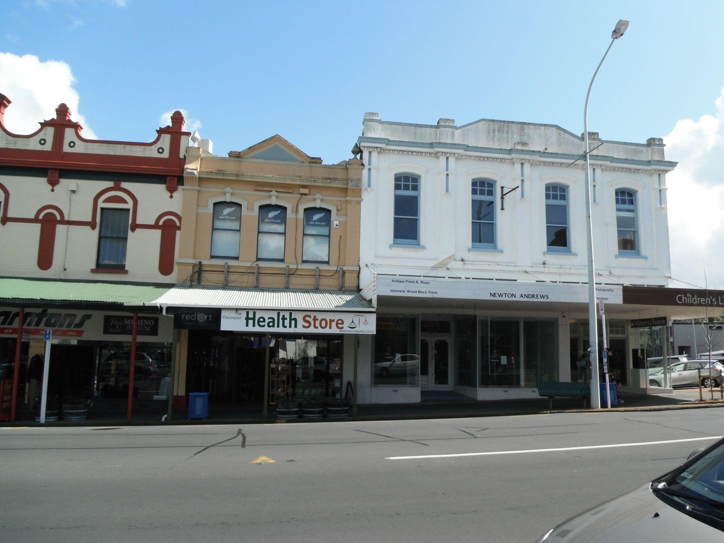Victoria Road, Devonport