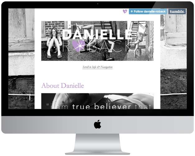 danielle roback website