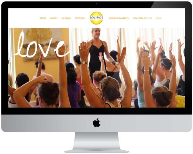 solstice power yoga website