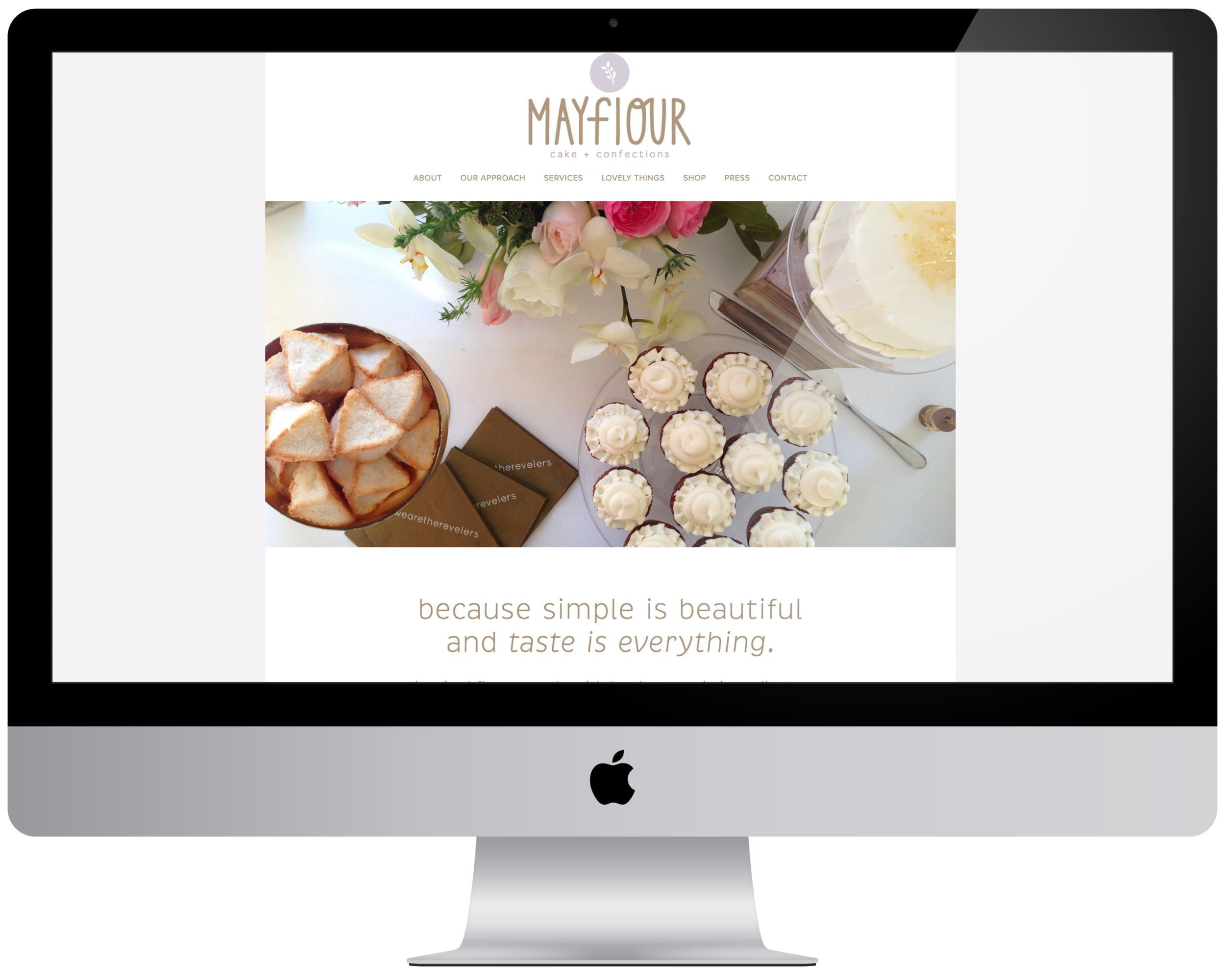 mayflour confections website