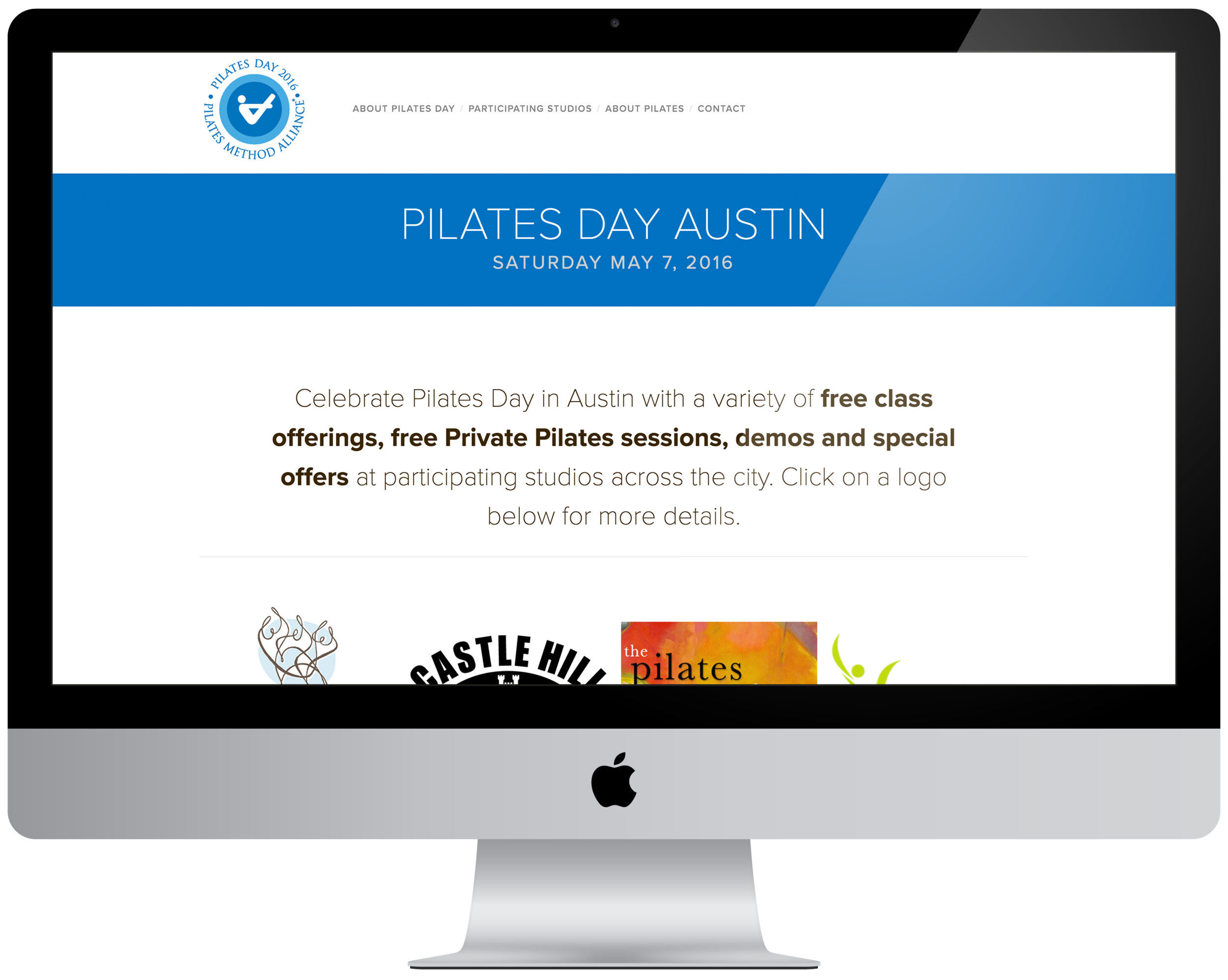 pilates day austin website