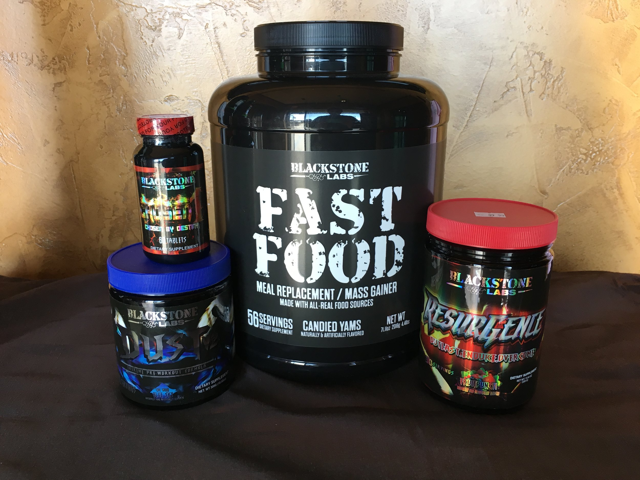 Advanced Muscle Builder stack