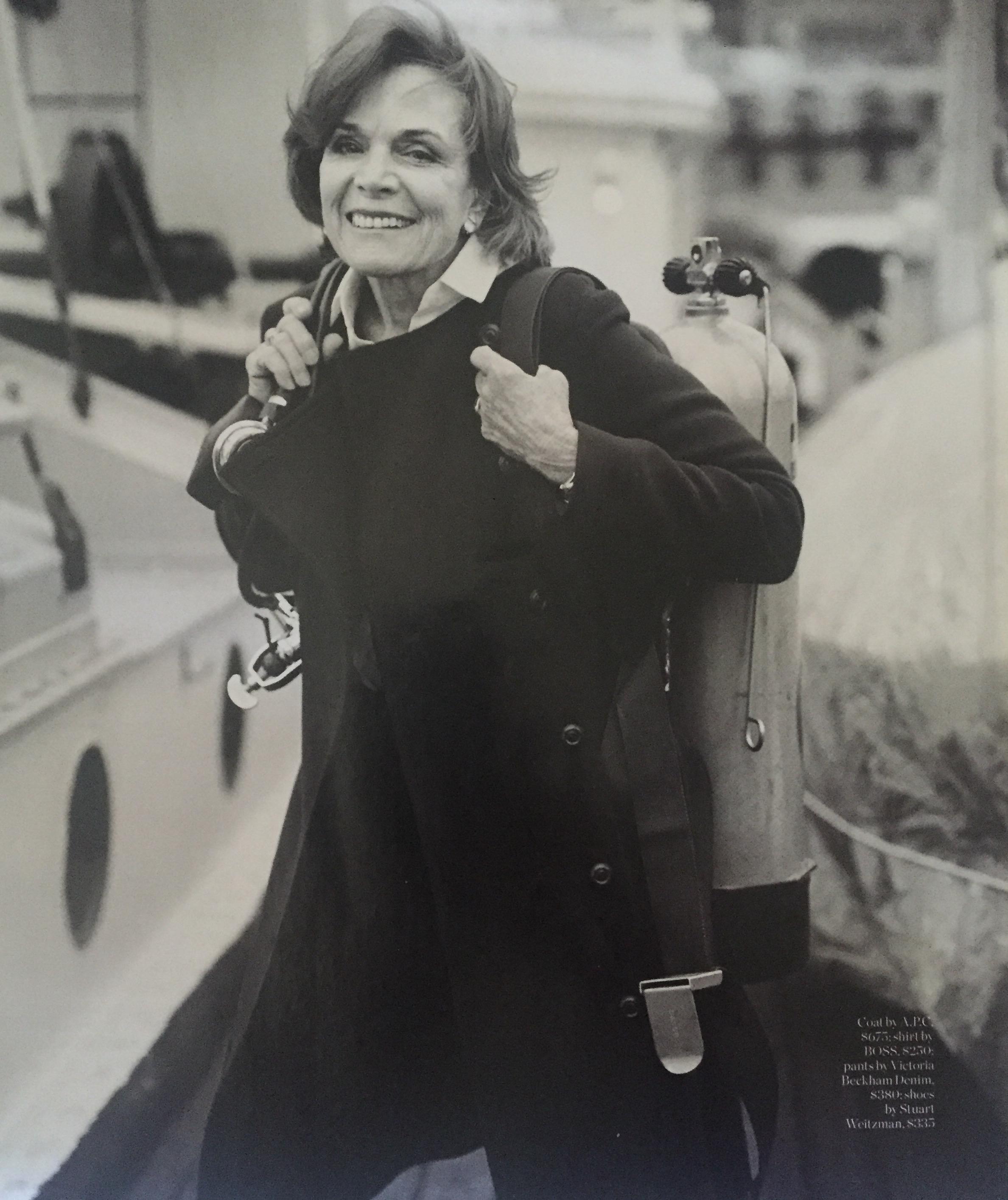 Porter | Dr. Sylvia Earle