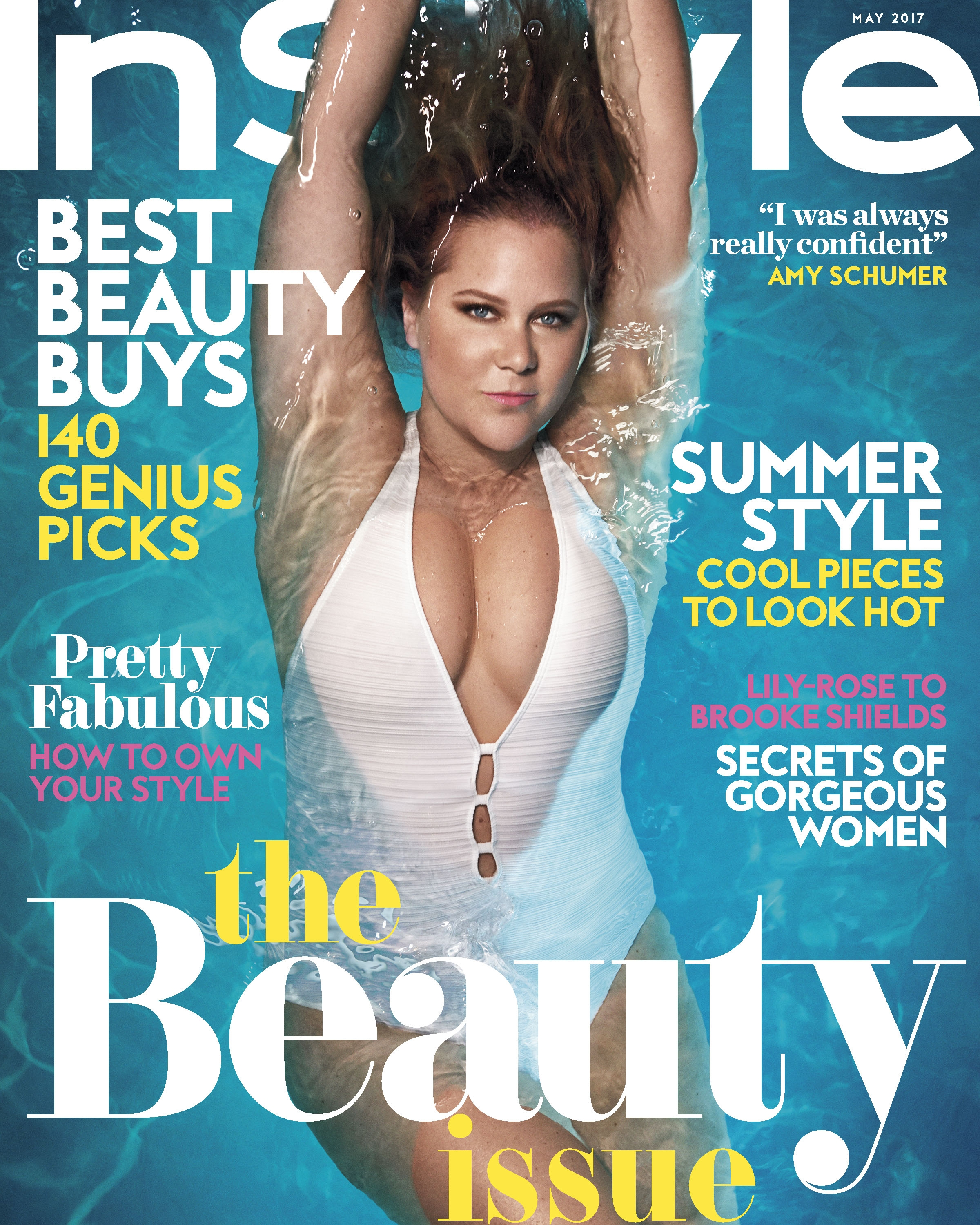 InStyle Amy Schumer
