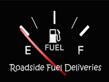 Fuel gauge on empty or you didn't quite make it to the gas station, we can help by delivering 2 gallons of fuel to help get you there.