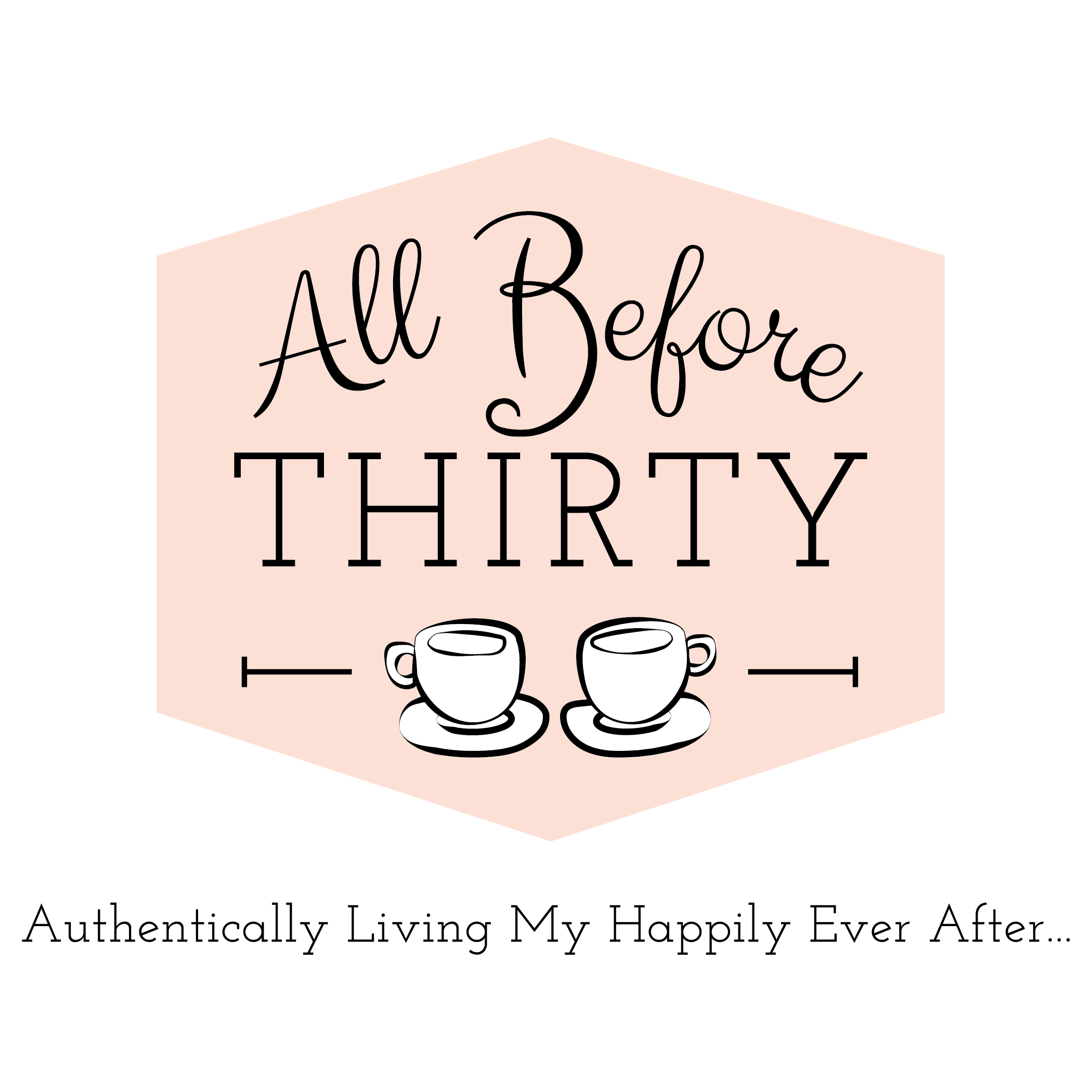All Before Thirty blog logo