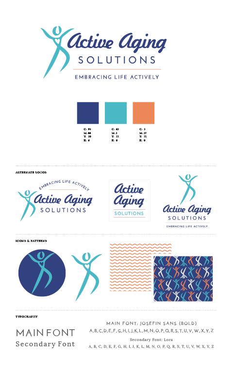 Active Aging Branding