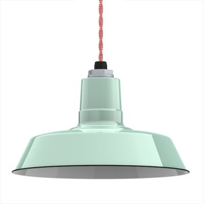 Ivanhoe Sky Chief Warehouse Porcelain Pendant