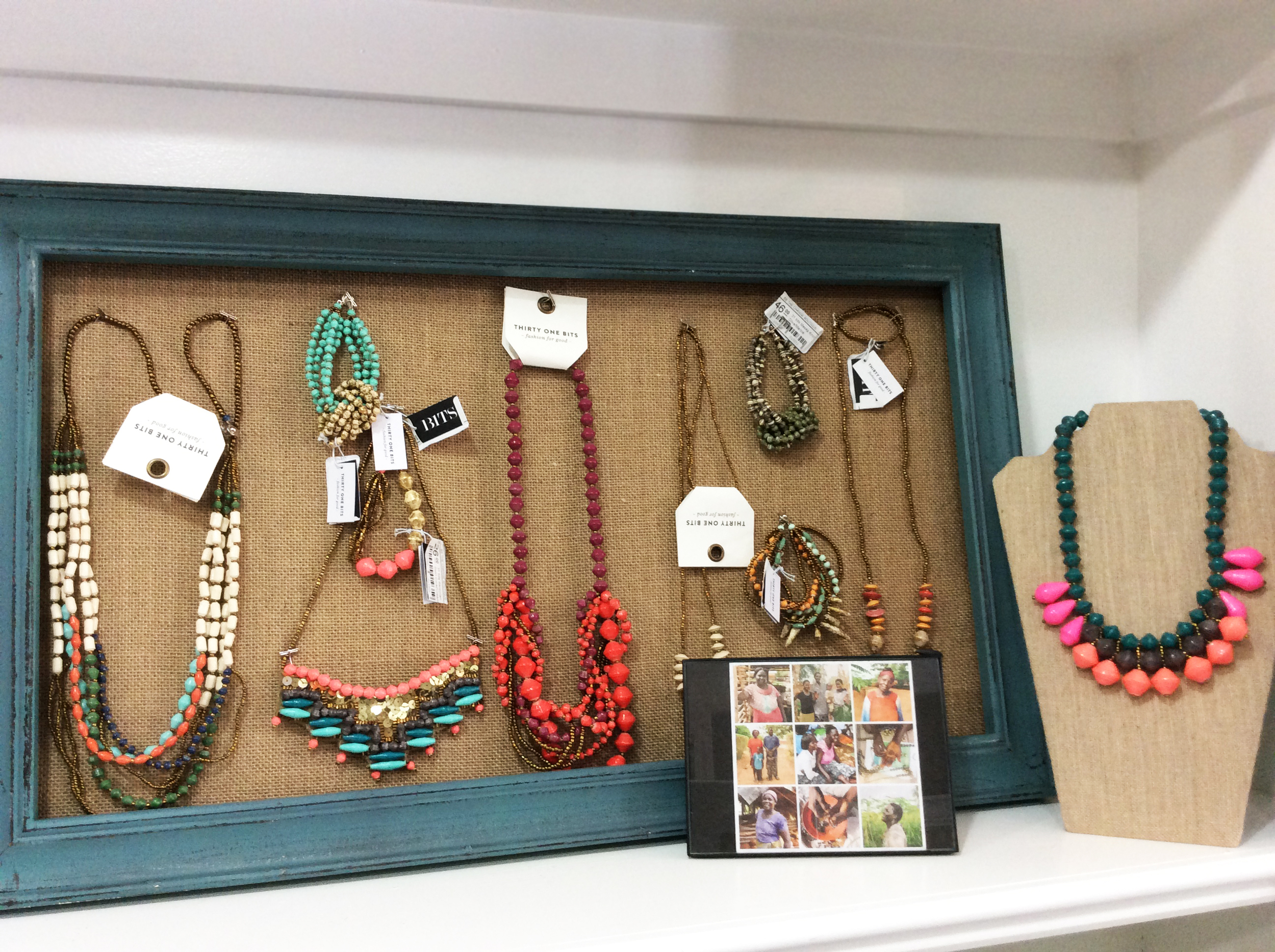 Be the Change Boutique Jewelry