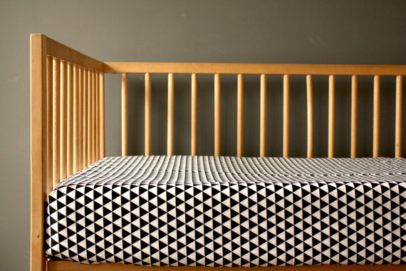 Triangle Crib Sheets