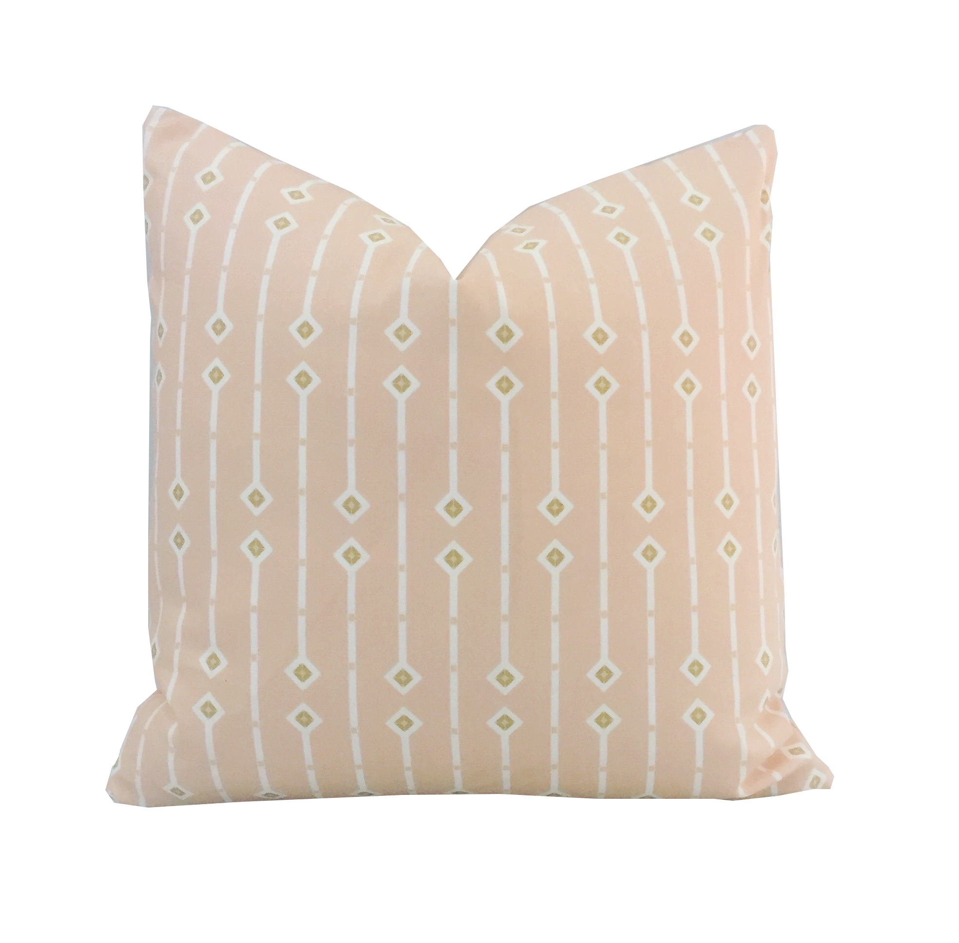 Square Folly Pier Pillow