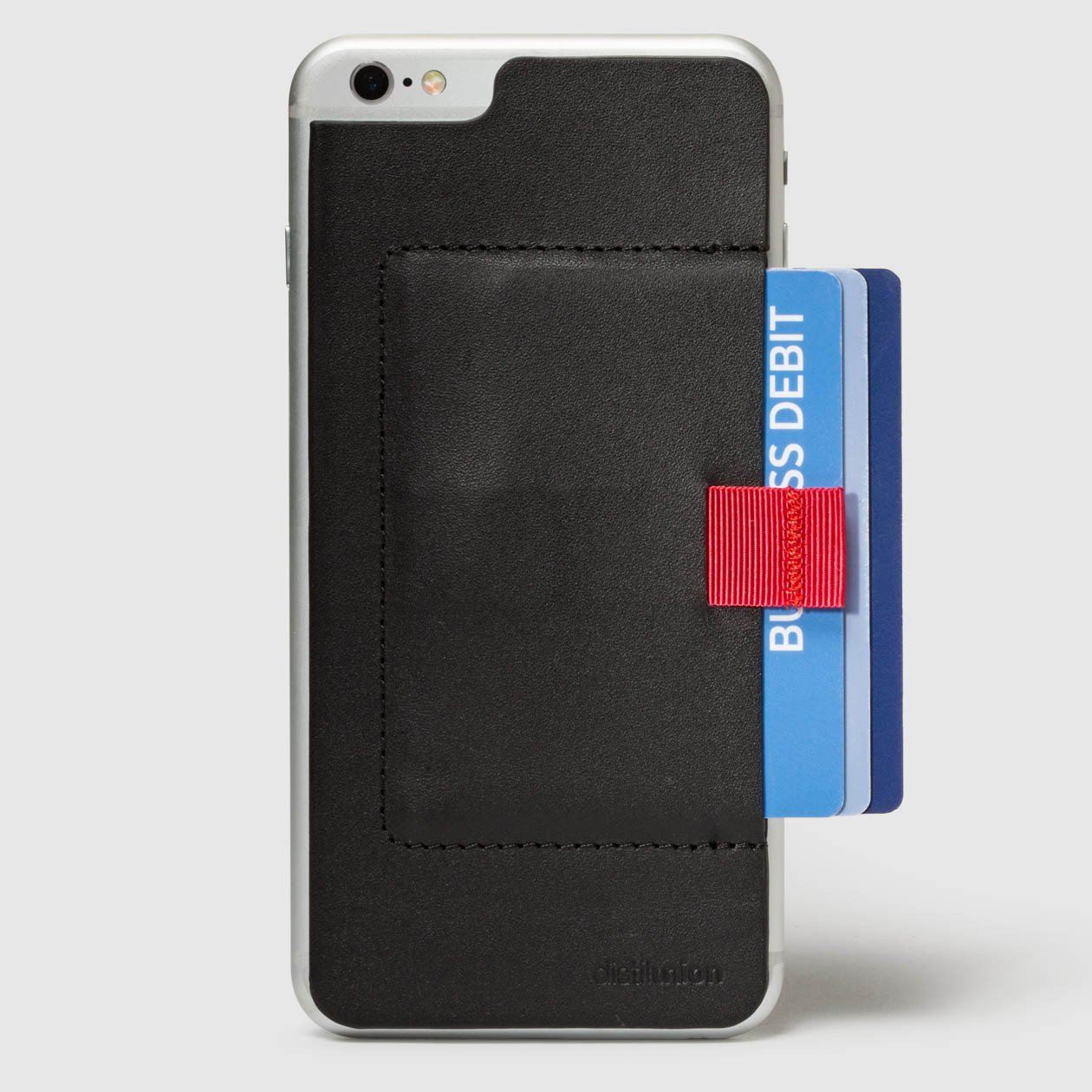 Distil Union Stick on wallet for phone