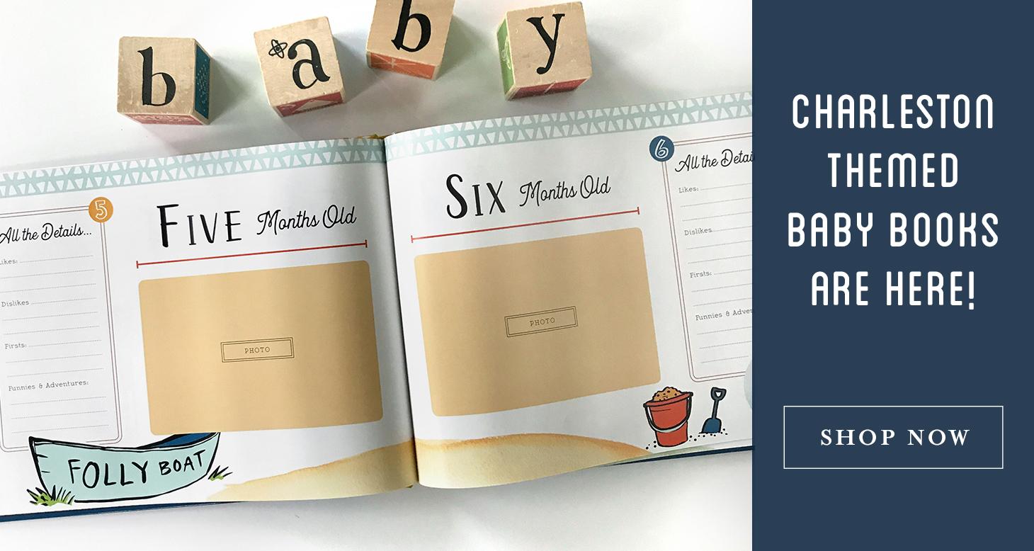 Charleston Baby Book