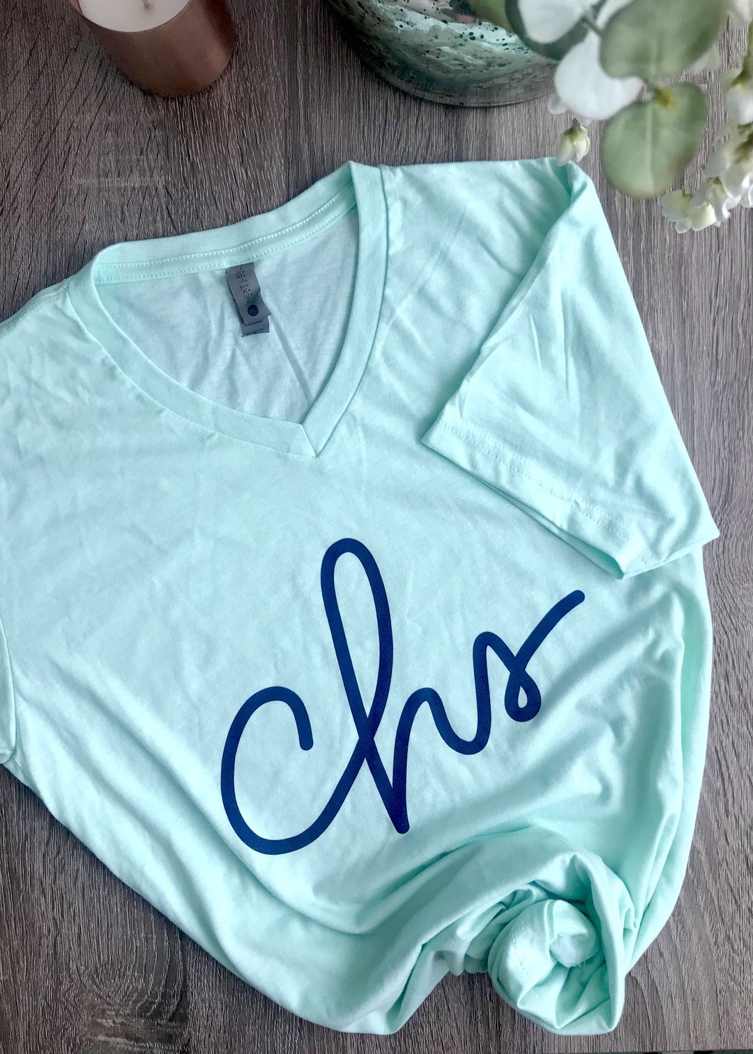 Charleston Gift Ideas - chs t shirt