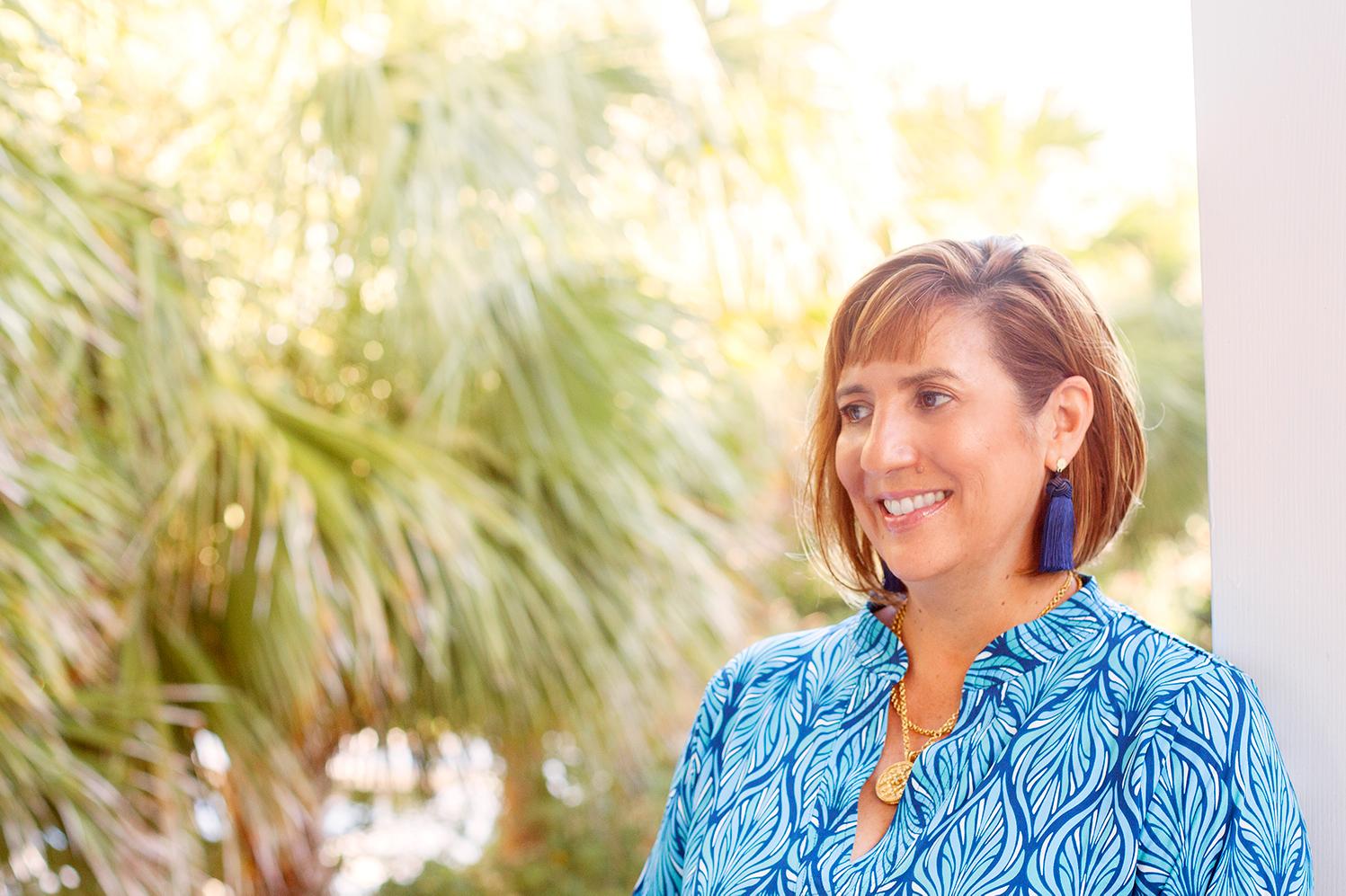 Founder of Escapada Living, Natalia Castillo