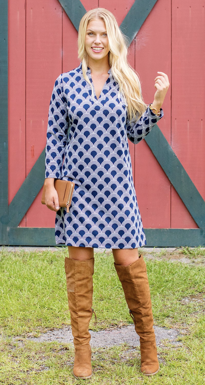 Fonda Tunic Dress  by Escapada Living