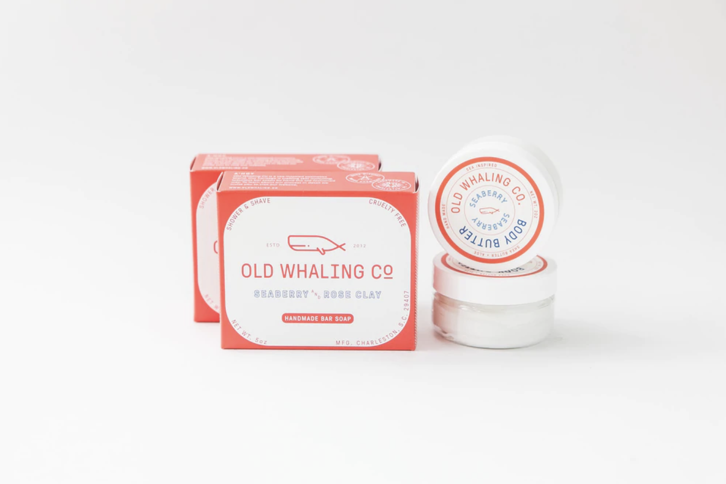 Old Whaling Co Soaps and Body Butter